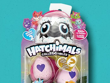 Hatchimals Easter Toys