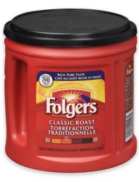 Folgers Ground Coffee