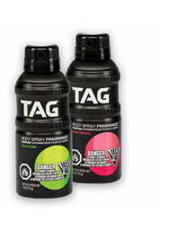Tag Body Spray