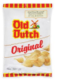 Old Dutch XXL Potato Chips