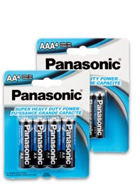 Panasonic Batteries