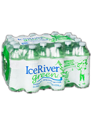 Ice River Water