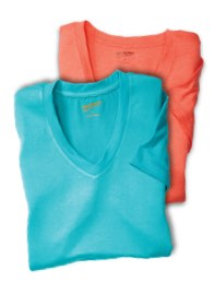 Ladies' Basic Tees